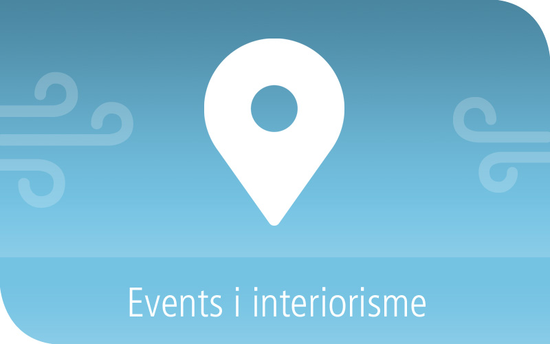 Events, interiorisme i stands Girona Costa Brava