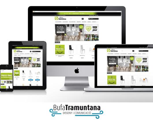Bufa Tramuntana Disseny i Comunicació - Projectes